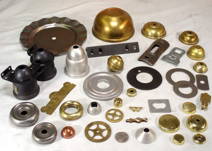 Stamped Parts All Kinds of Materials & Industries