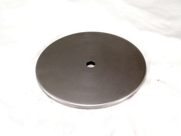 Check Plates Spun Check Plate 22ga Crs 5 34 Inch