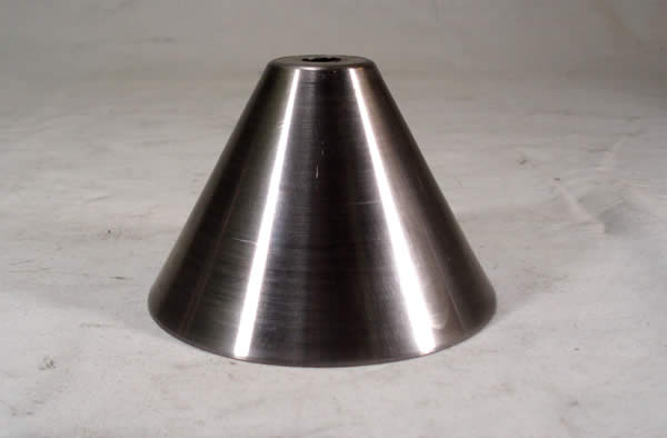 Cones Conical Shapes Amp Tapers Spun Cone 1 1 8 Inch Nose